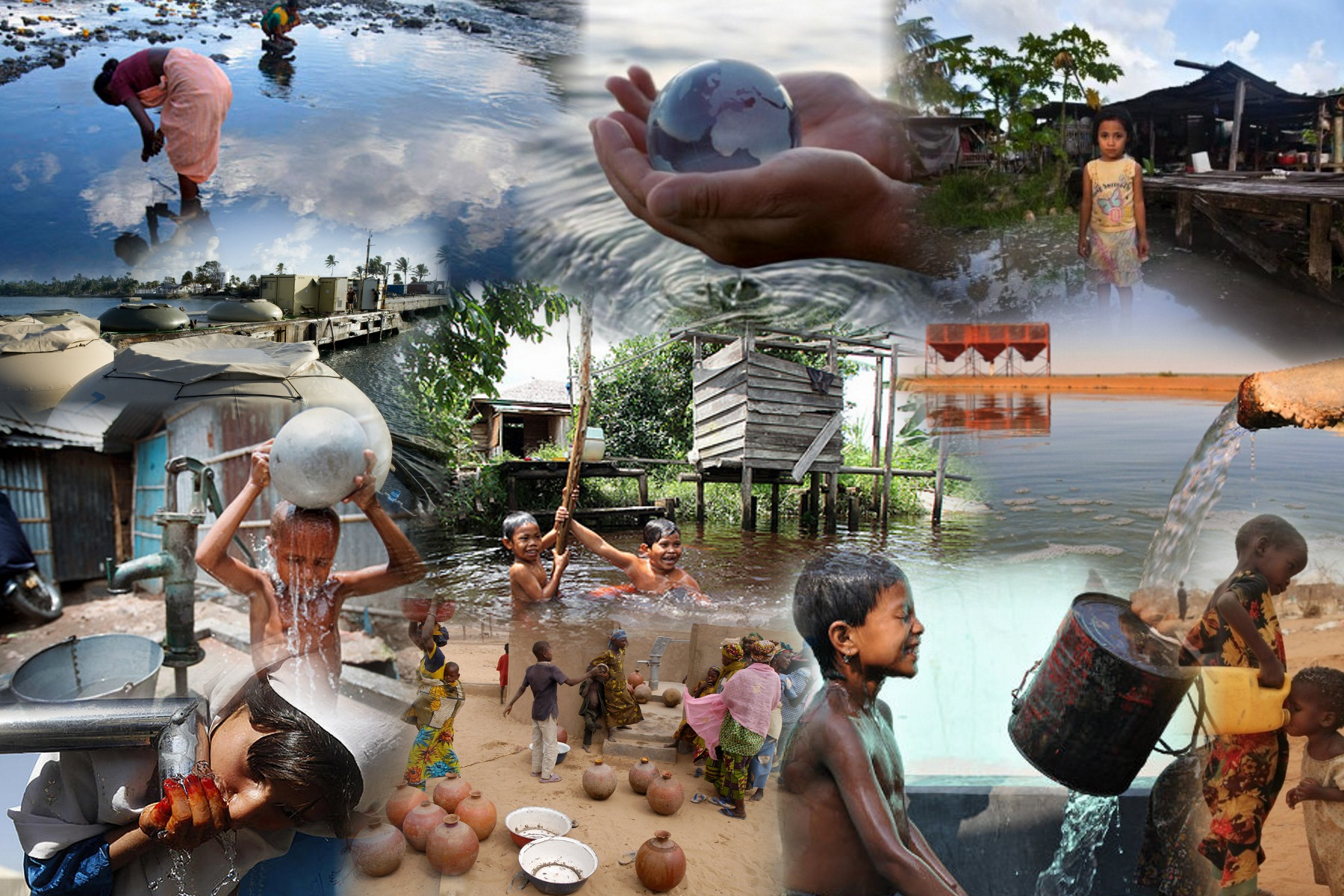 Water and the Global World_AutoCollage_11_Images