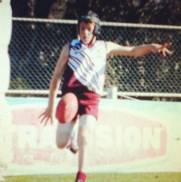 Luke Football